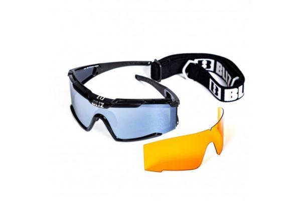 Спортивные очки BLIZ ACTIVE REACT 2543 black
