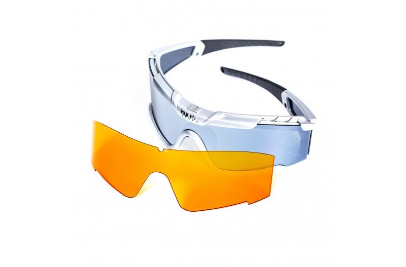 Спортивные очки BLIZ ACTIVE REACT 2594 silver