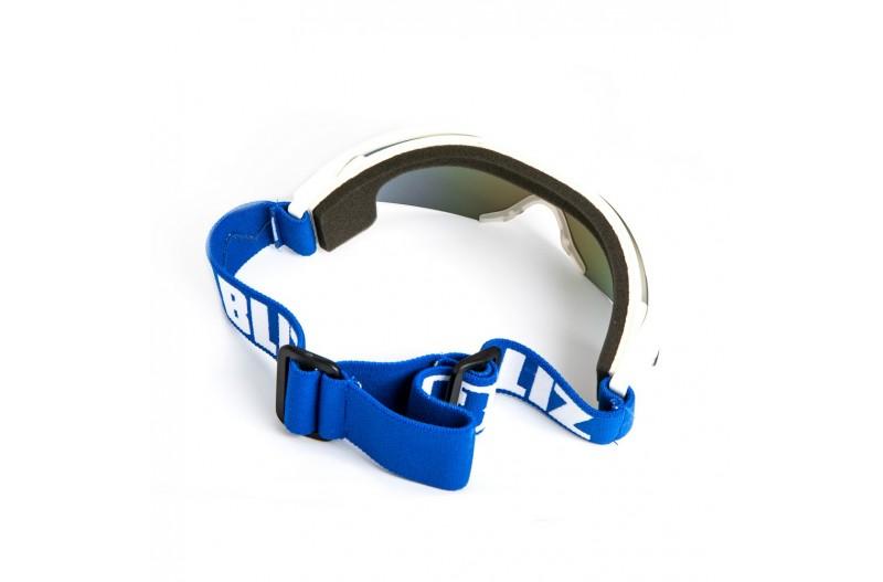 Спортивные очки BLIZ PROFLIP white/blue