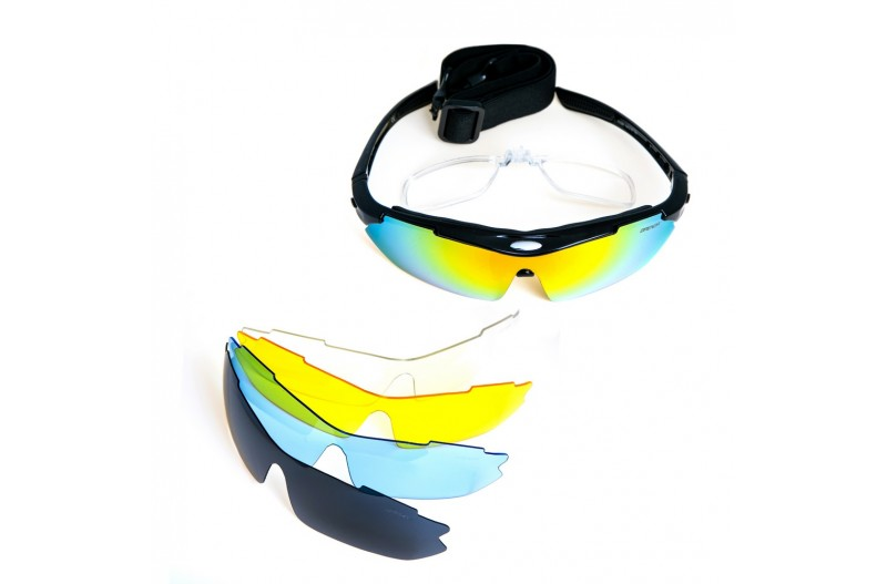 Спортивные очки BRENDA L089 C1