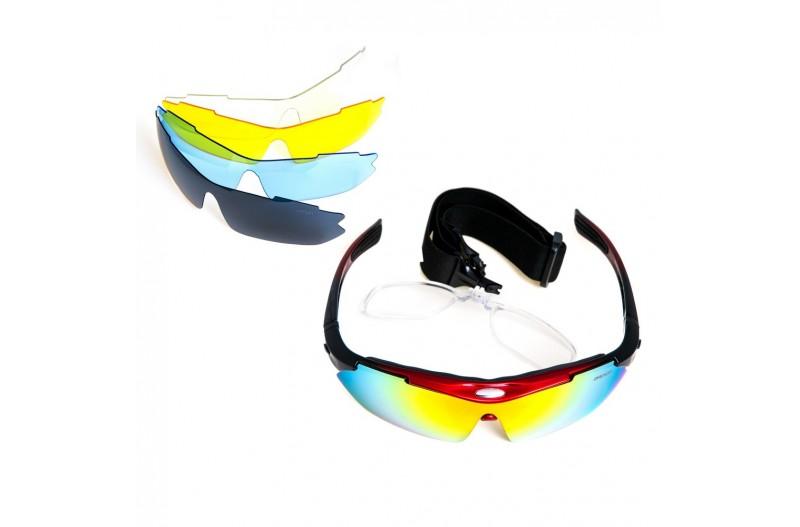 Спортивные очки BRENDA L089 C3