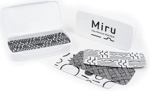 Японские контактные линзы MIRU