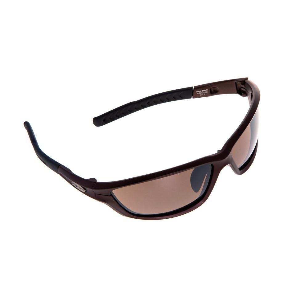 Спортивные очки DEMETZ PRO-BALL alu brun