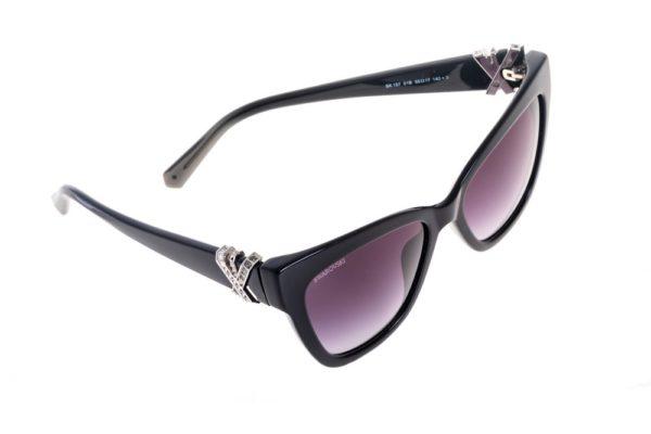 Солнцезащитные очки SWAROVSKI 0157 01B