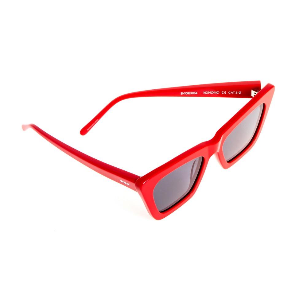 Солнцезащитные очки KOMONO JESSIE RACING RED