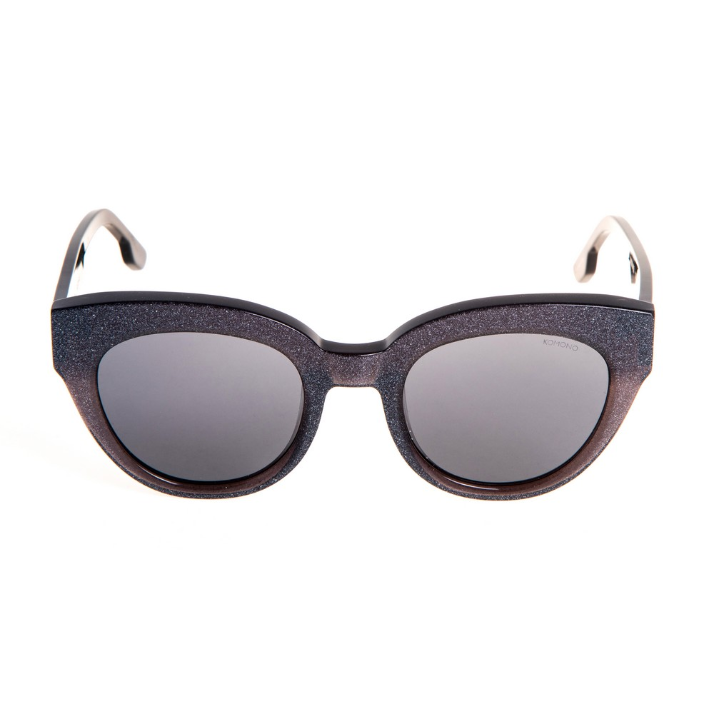 Солнцезащитные очки KOMONO LUCILIE BLACK GLITTER