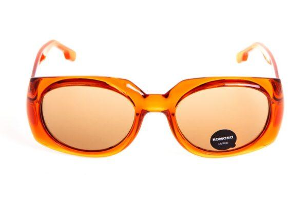 Солнцезащитные очки KOMONO MADISON METAL TORTOISE